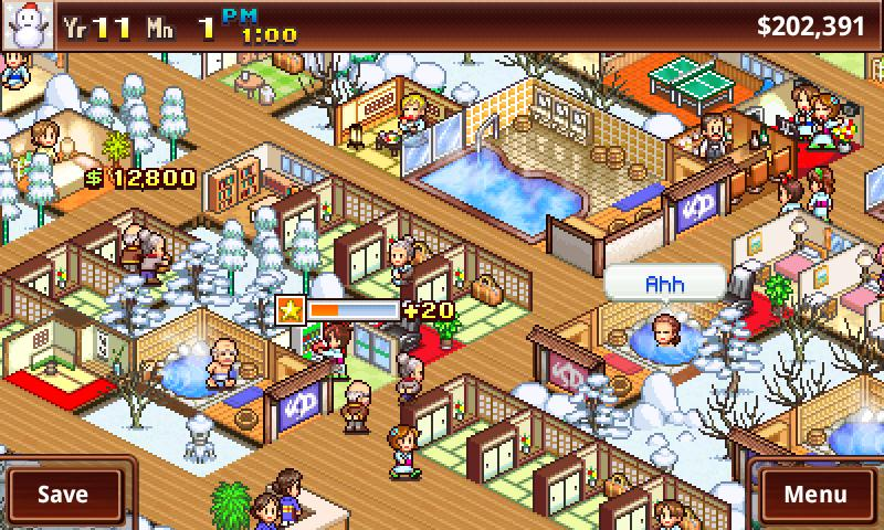 Hot Springs Story Lite- screenshot