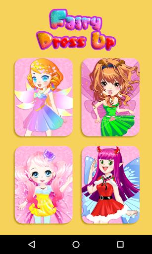Cute Fairy Dressup