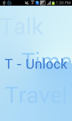 T - Unlock