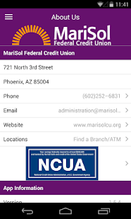 MariSol FCU - screenshot thumbnail