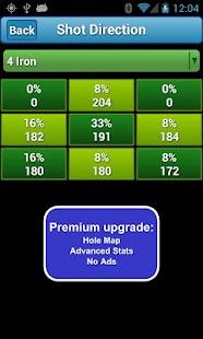 Golf Shot Tracker - Golf GPS- screenshot thumbnail