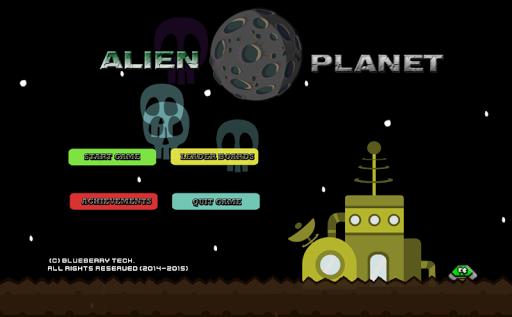 【免費休閒App】Alien Planet-APP點子