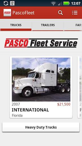 Pasco Fleet Service