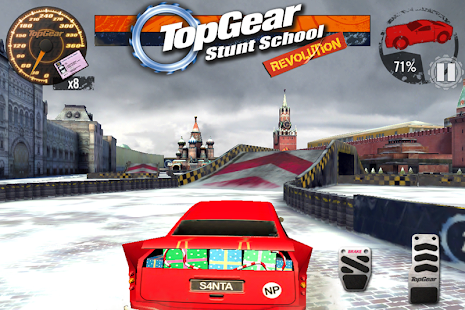 Top Gear: Stunt School SSR Screenshot 12
