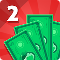 Make Money Rain: Cash Clicker icon