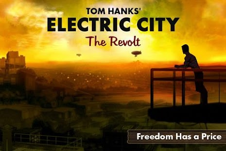 ELECTRIC CITY The Revolt - screenshot thumbnail
