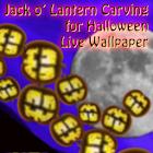 Jack o' Lantern Carving Free icon