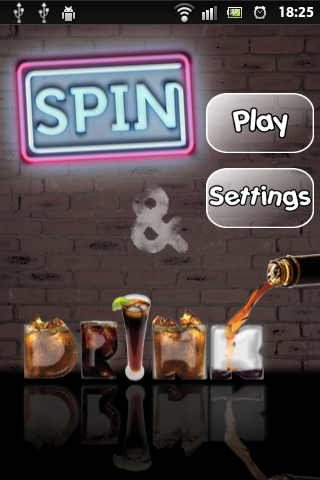 Spin Drink PRO