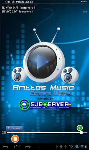 BRITTOS MUSIC ONLINE