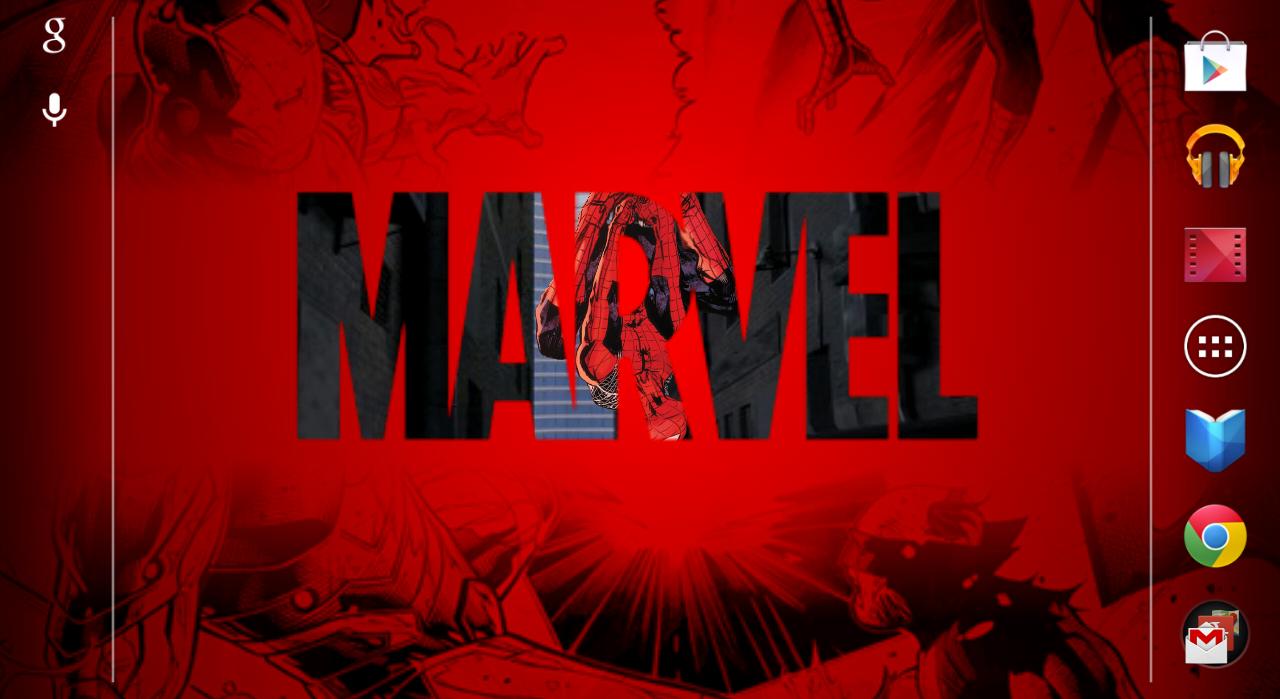 Marvel Heroes Live Wallpaper Revenue Download Estimates Google