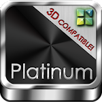 Next Launcher Theme Platinum v1.4