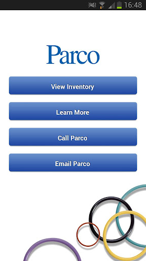 Parco Inventory
