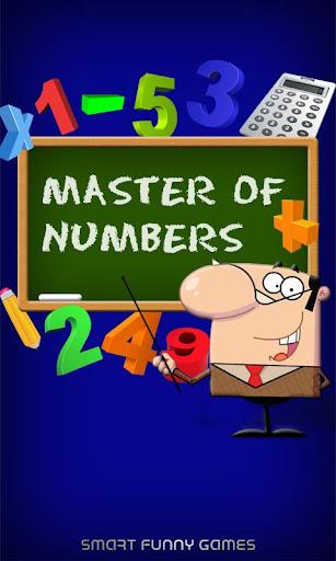 Mestre dos números