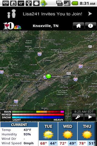 WBIR10 WX - screenshot