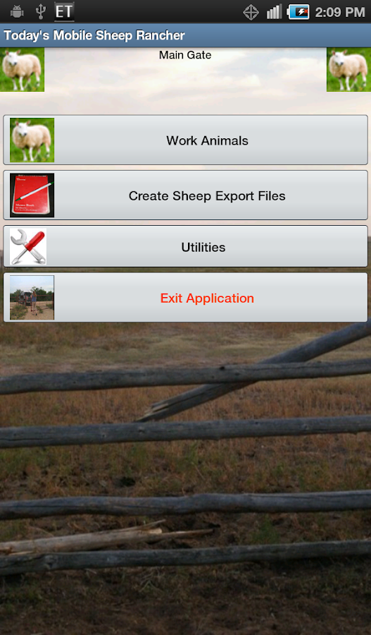 Today's Mobile Sheep Rancher- screenshot