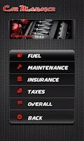 Screenshot of Car Manager & Car Pooling