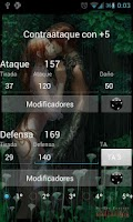 Screenshot of Anima Calculator