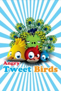 Angry Tweet Birds - screenshot thumbnail