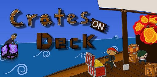 Set sail with Crates on Deck, a gravity-based puzzle game!