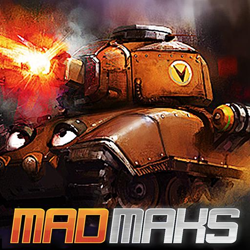 Mad Maks 3D