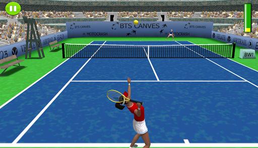 FOG Tennis 3D Exhibition