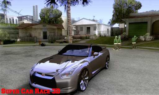 Super Car Race 3D