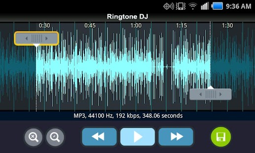 Ringtone Maker Free - screenshot thumbnail