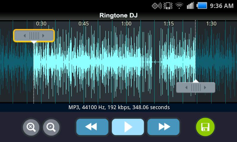 Ringtone Maker Free - screenshot
