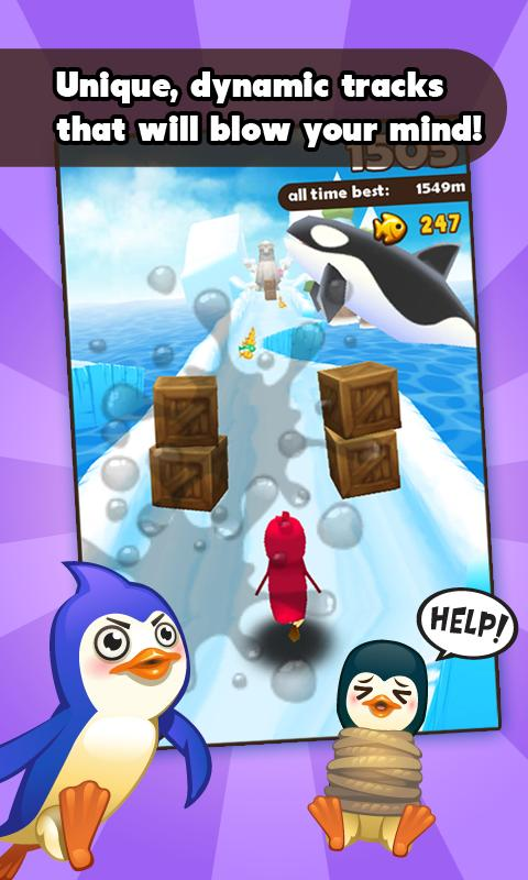 Super Penguins- screenshot