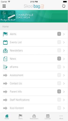 【免費教育App】Charleville State High School-APP點子