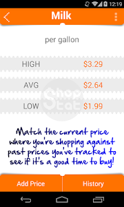 ShopStat screenshot 2