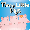 Three Little Pigs - Zubadoo icon