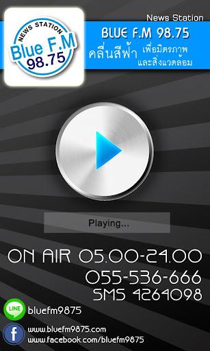 BlueFM9875