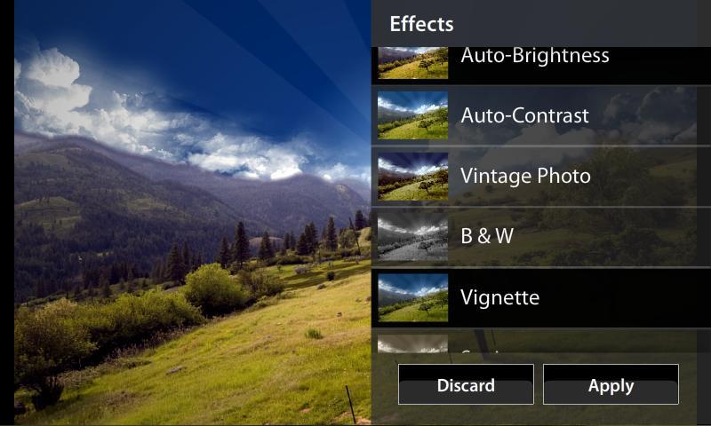 TouchUp Lite - Photo Editor- screenshot