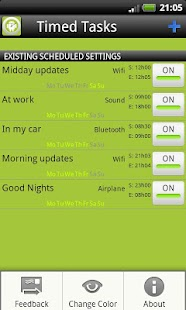 Timed Tasks Free- screenshot thumbnail