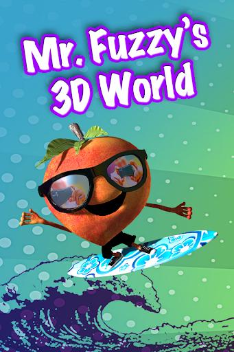 Mr Fuzzys 3D World