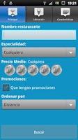 Screenshot of Restaurantes Gallegos