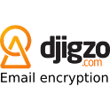 DJIGZO S/MIME Email Encryption logo