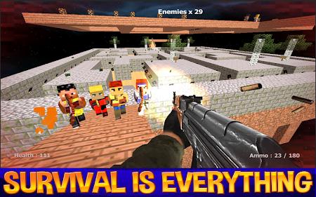 King Of Blocks Fist Tournament C-1 screenshot 55133