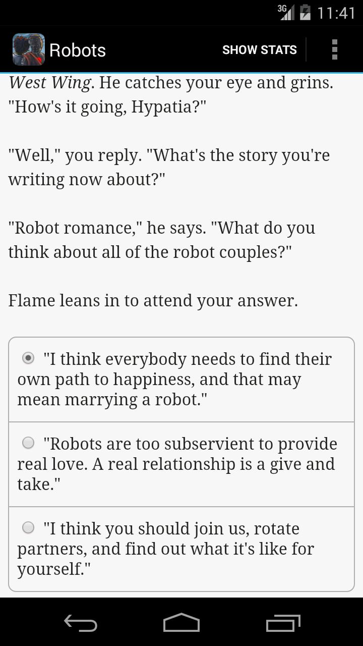 Choice of Robots screenshot #5