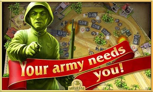 بازی دفاع اسباب بازی ها Toy Defense 2 v1.7.2