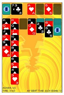 Solitaire Challenge- screenshot thumbnail