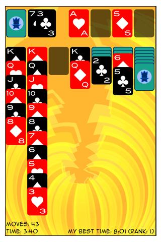 Solitaire Challenge - screenshot