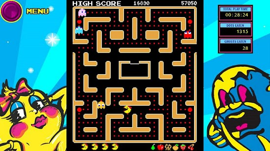 Ms. PAC-MAN for Xperia™ PLAY - screenshot thumbnail