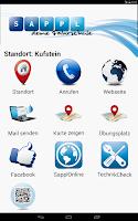 Screenshot of Fahrschule Sappl