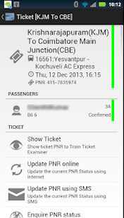 Ticket Pocket- screenshot thumbnail