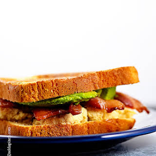 Chicken Salad Sandwiches With Cream Cheese Recipes.