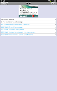 Clinical Anesthesiology, 5 Ed v1.9.1