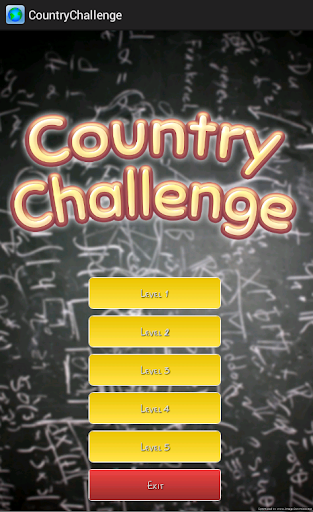 Country Challenge