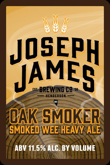 Logo of Joseph James Oak Smoker Smoked Wee Heavy